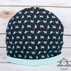Двухслойная шапочка